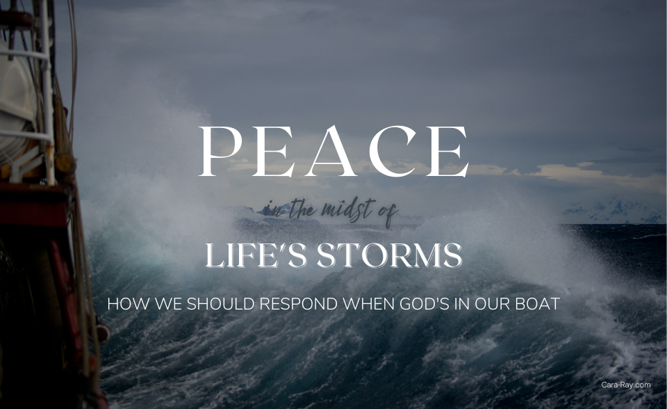 Peace in the Midst of Life's Storms