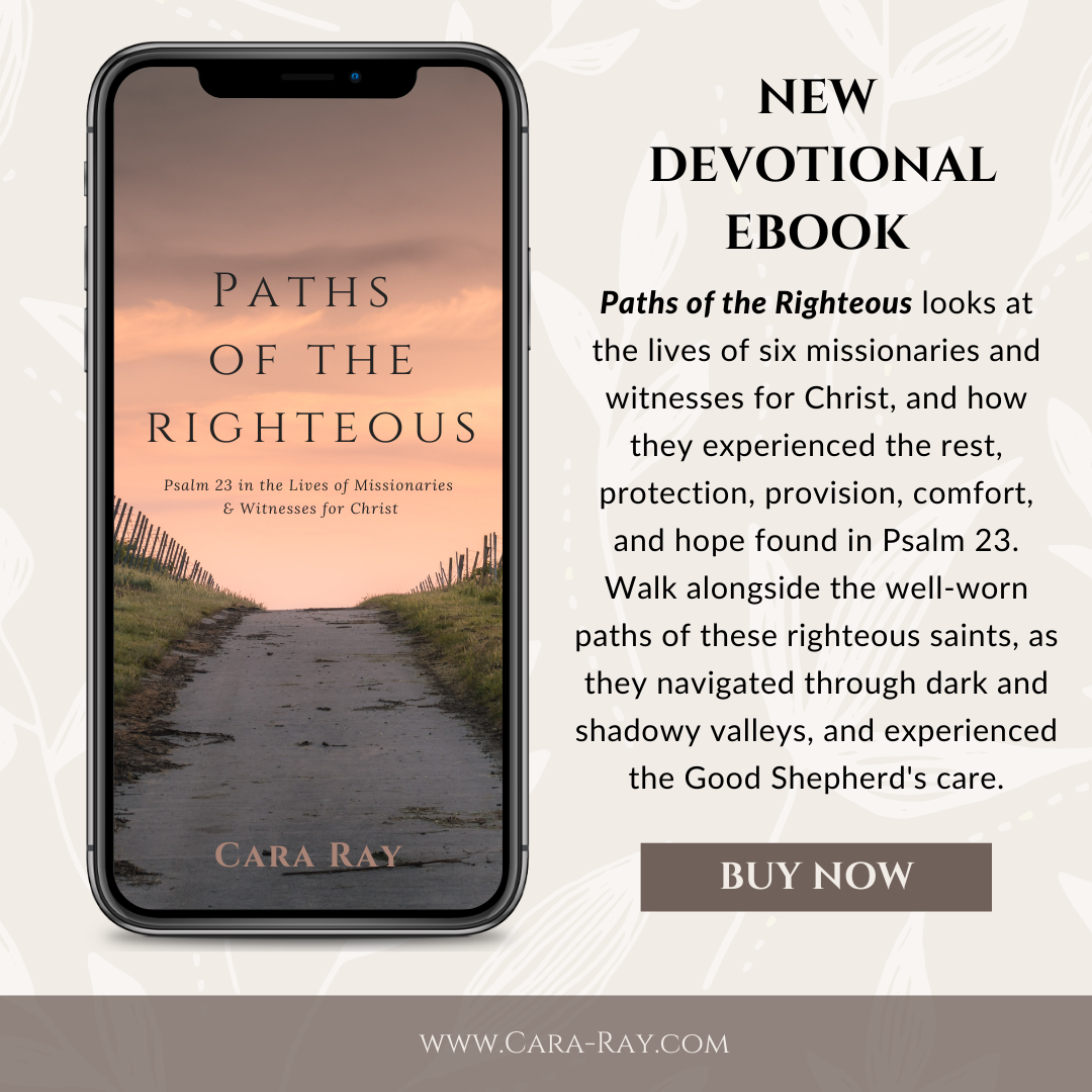 Paths of the RIghteous, New Devotional Ebook download