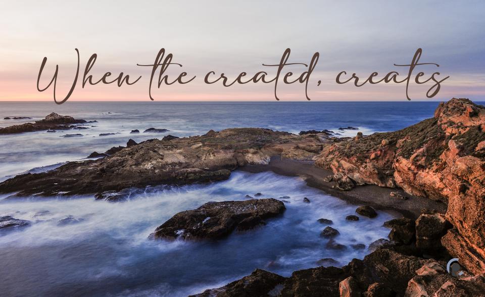 When the created, creates...